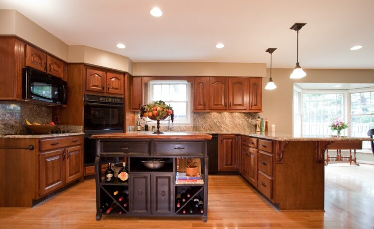 All You Should Know About Your Favorite Cherry Kitchen Cabinets