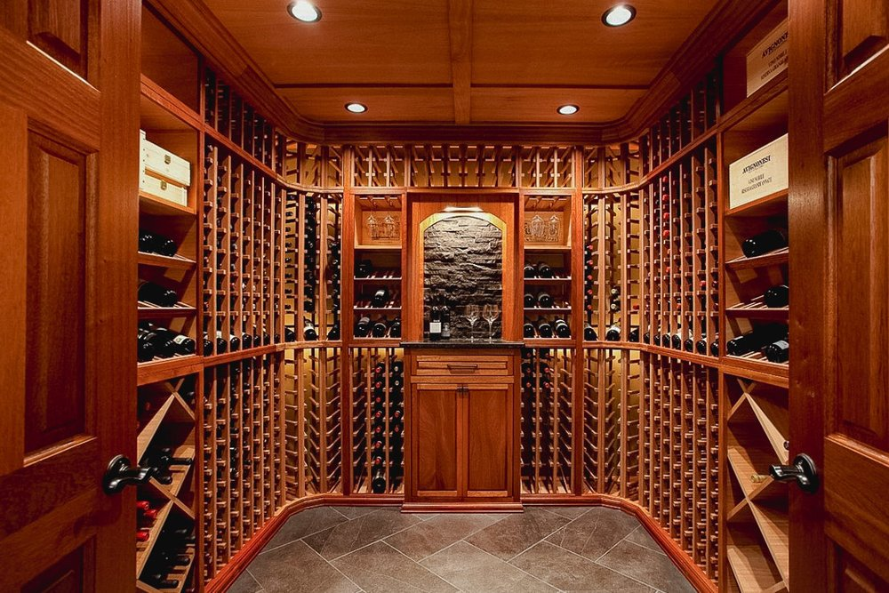 4 Amazing Ideas for Wine Cellar Design That Will Inspire You