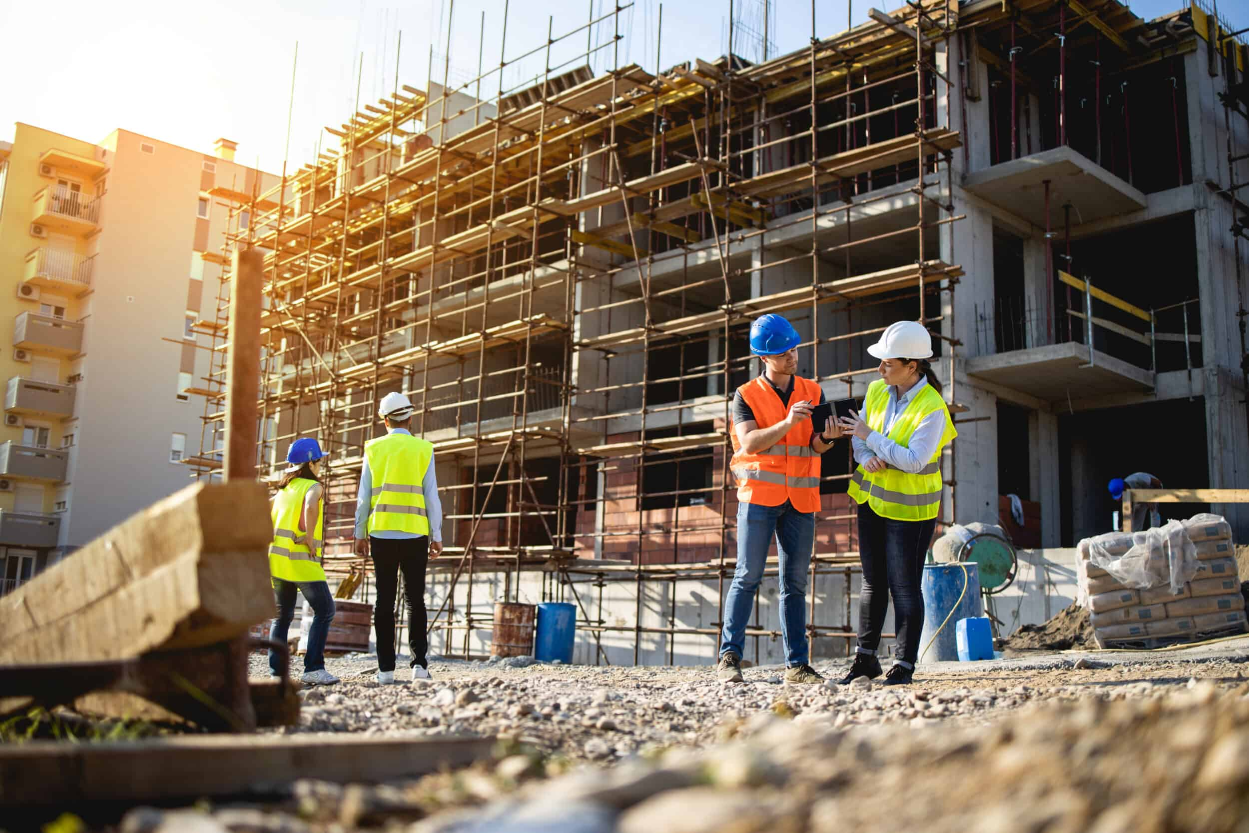 Nan Inc. – A Leader in the World of Construction