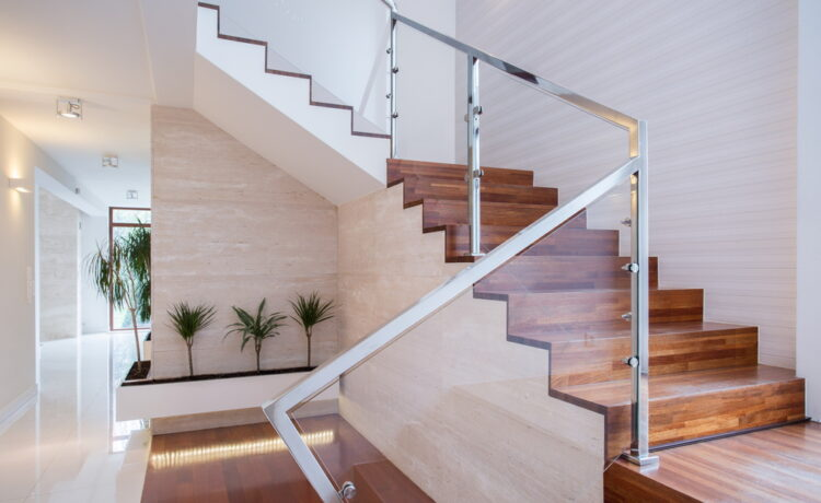 A Staircase Can Set the Tone for the Entire House
