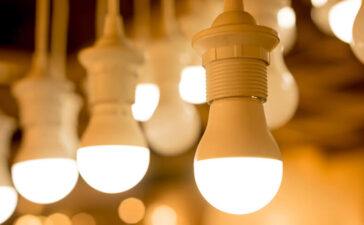 Benefits Of Using Led Light Compared with Traditional Lighting