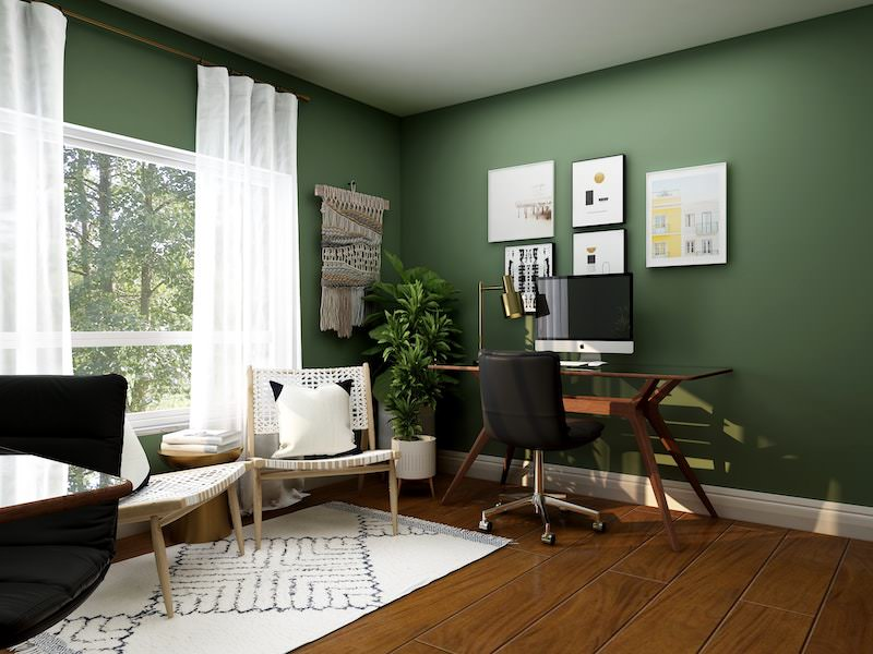 Solutions To Your Home Office Design Challenges