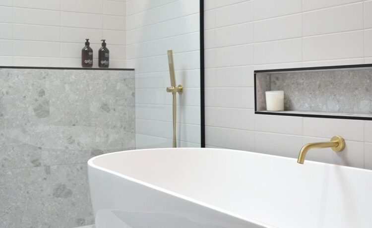 terrazzo tiles for your bathroom
